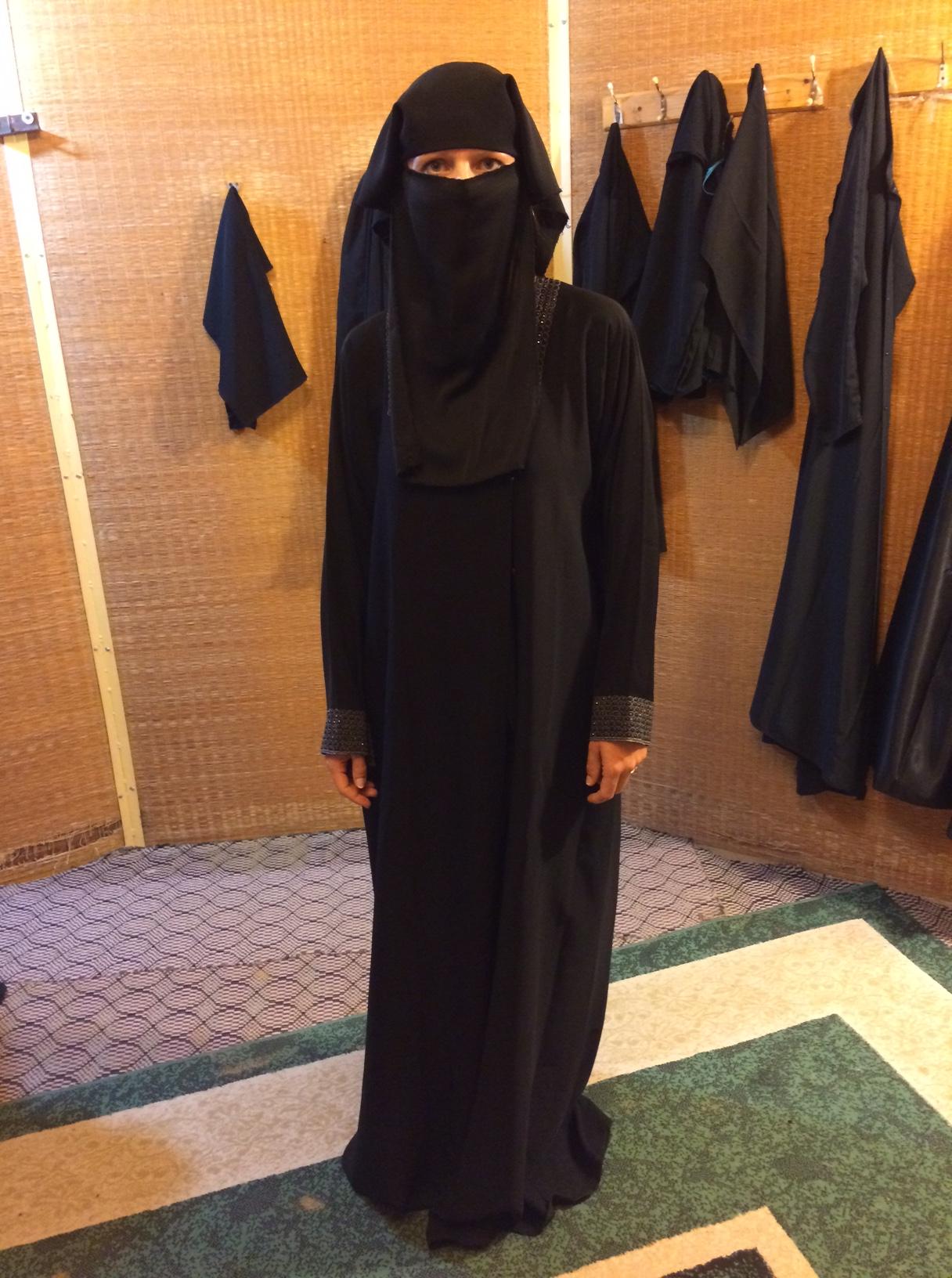 muslimsk beklædning kvinder